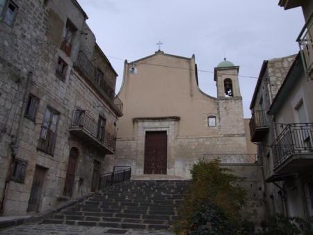 La Chiesa Madre di #AcquavivaPatani Santa Maria della Luce