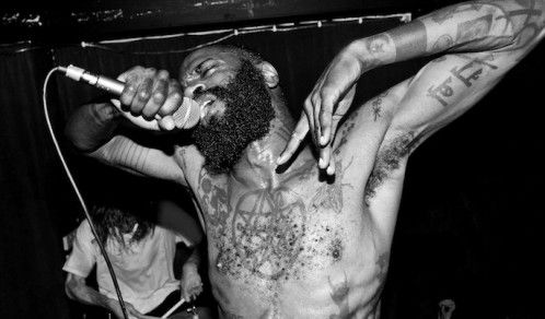 Someone turned Death Grips into elevator music and it's incredible