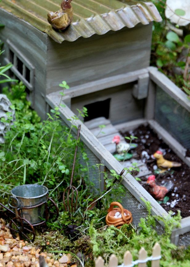 173 best fairy garden containers images on