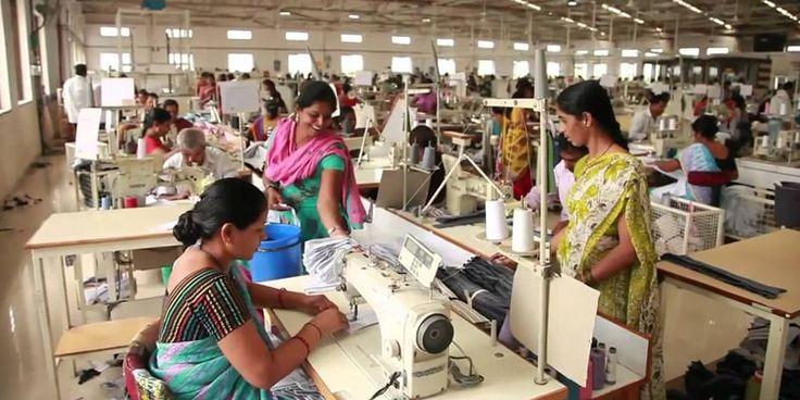 TEA explores possibilities to set up garmenting units in Odisha (India).