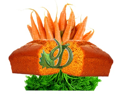 Carrot Bread.   www.darcysdelights.com