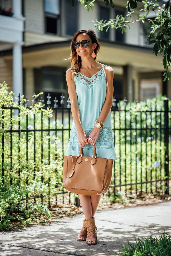 COOL BLUE SHIFT DRESS | Sequins & Things