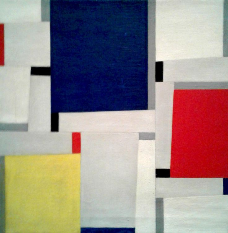 Fritz Glarner - Relational Painting Number 64 (1953)