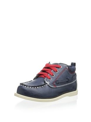 OshKosh B'Gosh Kid's David Mid Lace-Up Boat Shoe