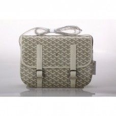 Goyard Messenger Bag GM Grey