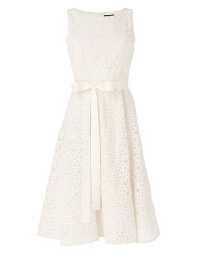 Wedding dress inspiration, Phase Eight, via Aphrodite's Wedding Blog. City Hall