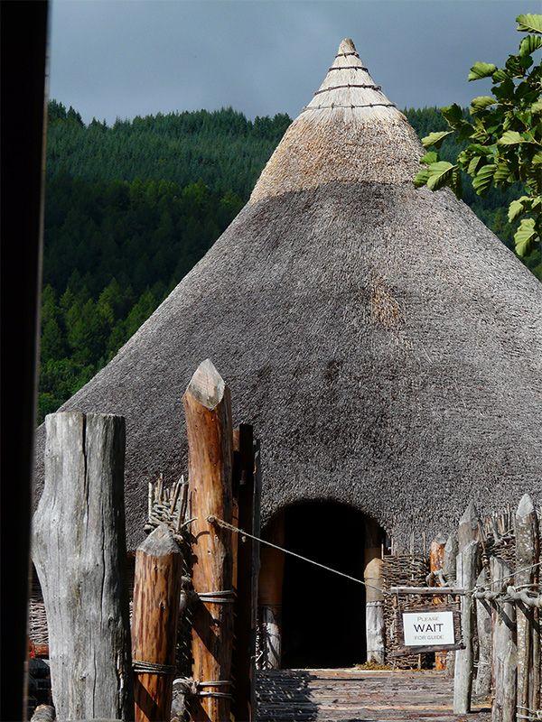 Crannog - Into the Iron Age, Kenmore, Scotland Copyright: Alastair Seagroatt