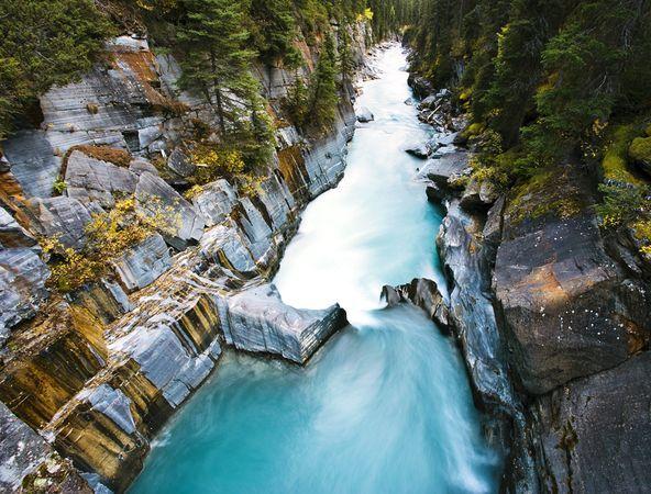 Kootenay National Park.: Falls Kootenay, Canada, Kootenay National, Places I D, Columbia S Kootenay, National Parks, Photo
