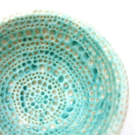ceramic bowl by seaurchin