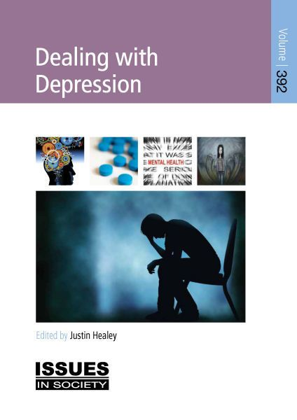 Volume 392 - Dealing with Depression @The Spinney Press #thespinneypress #spinneypress #issuesinsociety #depression #dealingwithdepression
