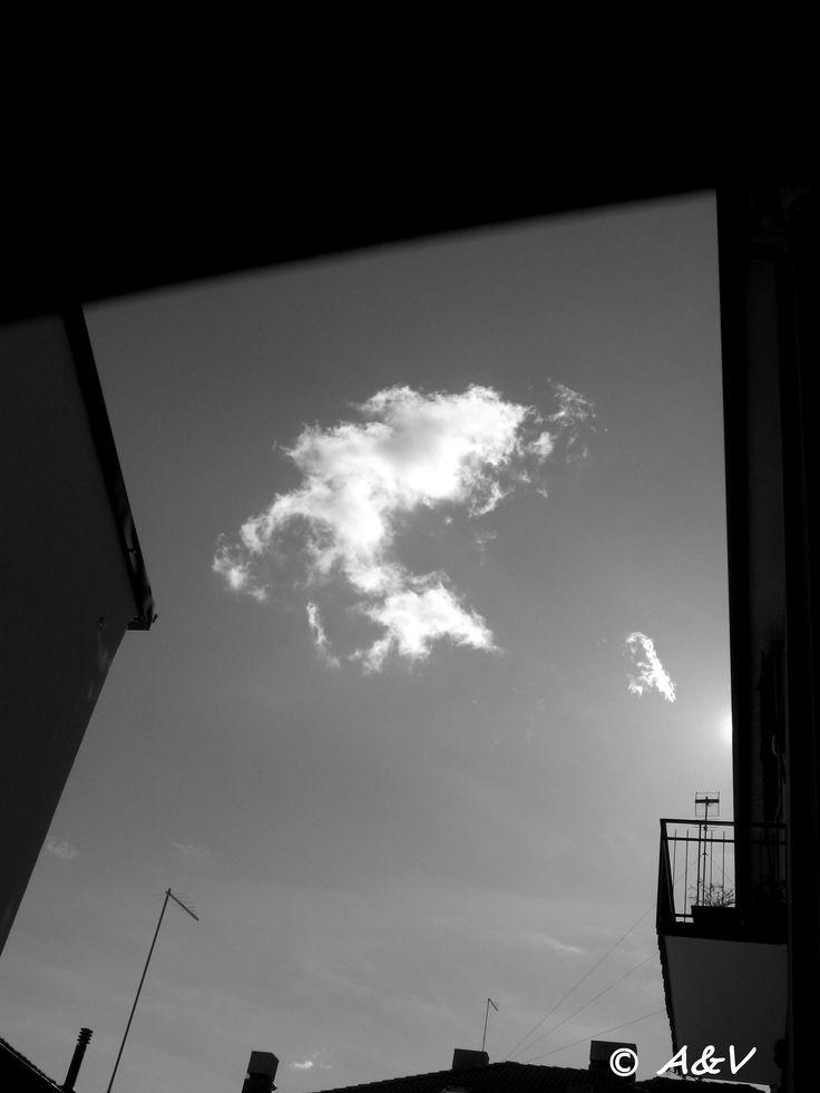 Italia  tra le nuvole . A&V ©2013