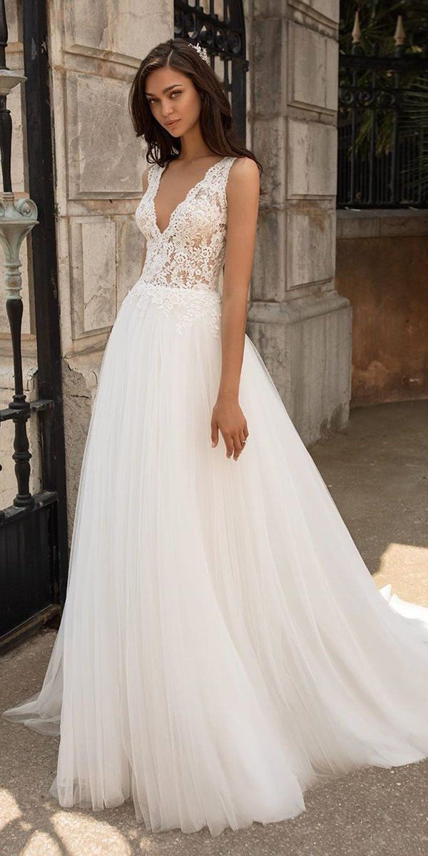 ALine Wedding Dresses 2020/2021 Collections (With images