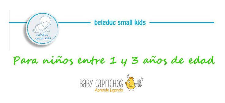 """En el blog #juguetes de madera educativos """"BELEDUC SMALL KIDS"""" #jugueteseducativos #Beleduc  http://www.babycaprichos.com/blog/juguete-madera-educativo-beleduc/"""