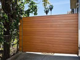 Resultado de imagen para driveway gates wood