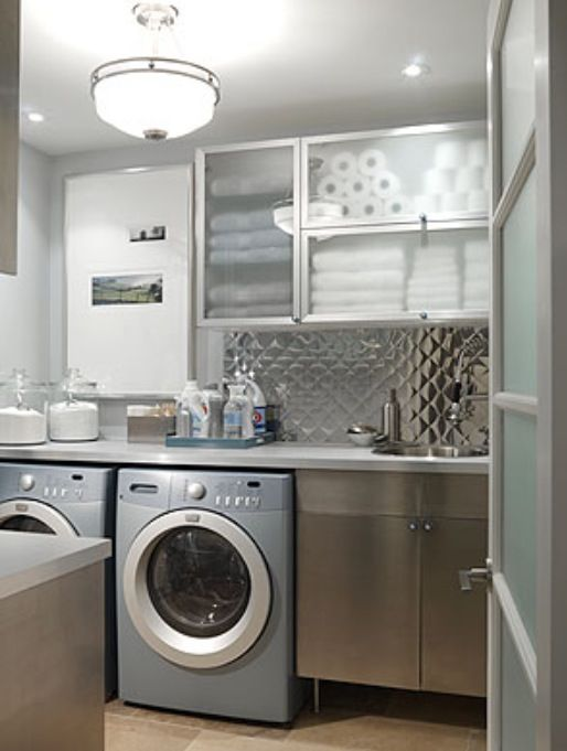 Dream home-Laundry room