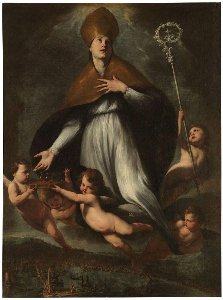 Heilige ava Patron von