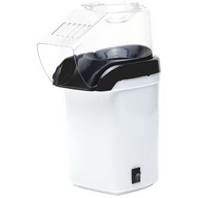 Brentwood Hot Air Popcorn Maker - White - Hot Air Popcorn Maker