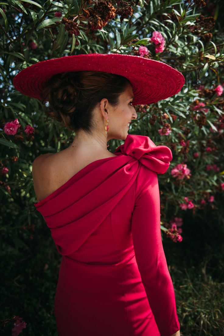 Vestidos ideales con ese algo especial que consigue un look top. #invitadas10