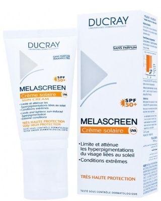Ducray Melascreen Creme Solaire SPF 50+ 40 ml