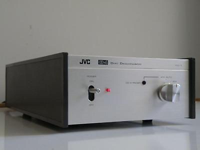 JVC-JAPAN-4DD-5-CD-4-QUADRAPHONIC-4CHANNEL-VINYL-RECORD-DISC-DEMODULATOR-AWESOME