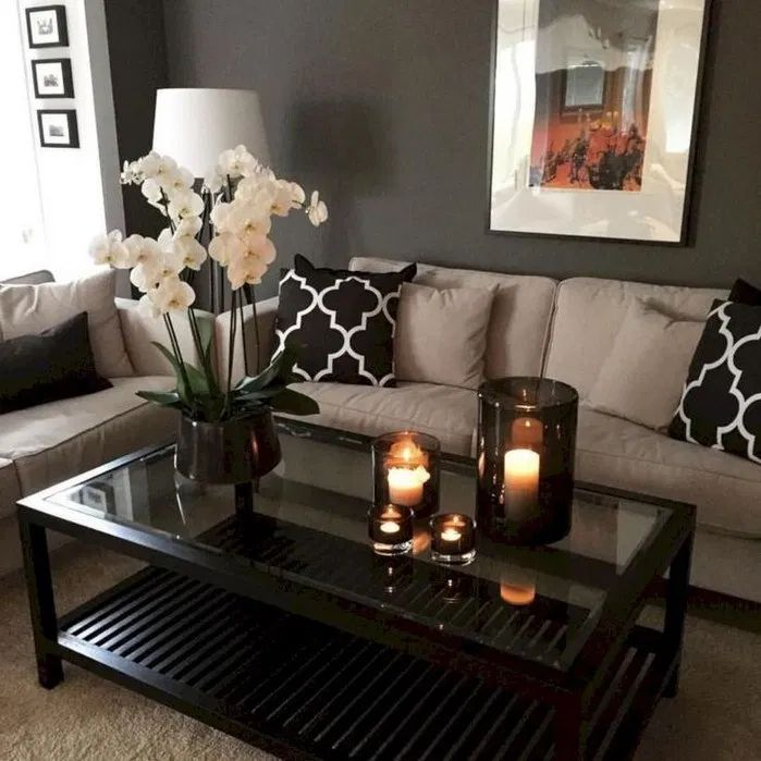 133 trick for cozy farmhouse decor living room -page 28 ~ bloganisa.online