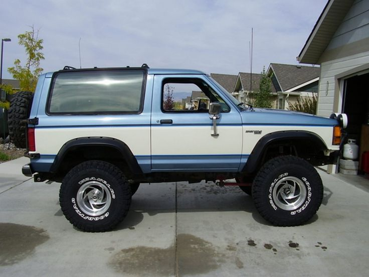 Ford Bronco Ii 4x4 Images 1 From 10 Stuff To Buy