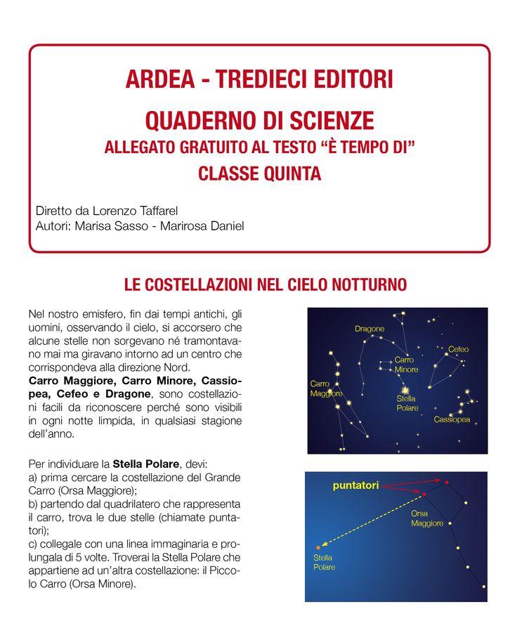 È tempo di... matematica / scienze / informatica 5: quaderno di scienze (novità 2015)