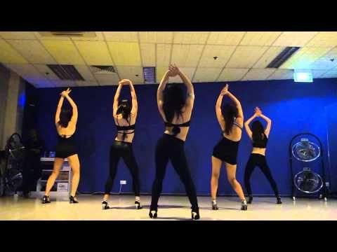 """Sure Thing"" Bachata Shines Brenda Liew - YouTube"