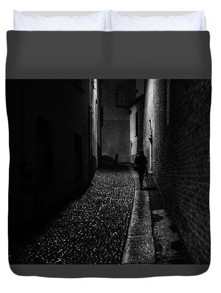 Dark Souls Duvet Cover by Cesare Bargiggia