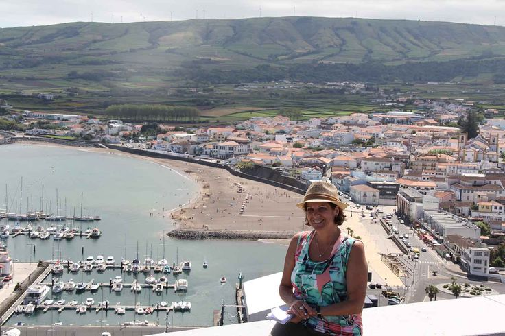 Angra do Heroismo, Terceira Island, Azores. Photo by DISCOVER magazine.