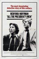 """""""Вся президентская рать""""  """"All the President's Men"""" 1976"""