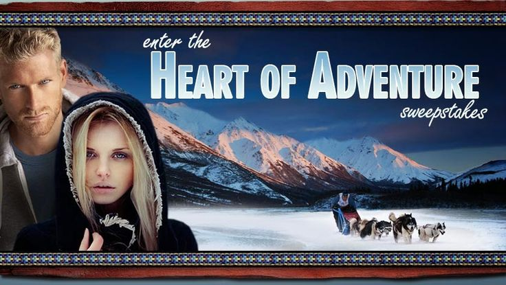 Heart of Adventure Sweepstakes from @danipettrey @Bethany_House