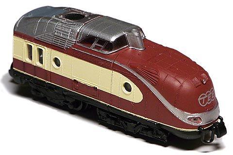 Bトレ DB(ドイツ鉄道)TEE VT11.5