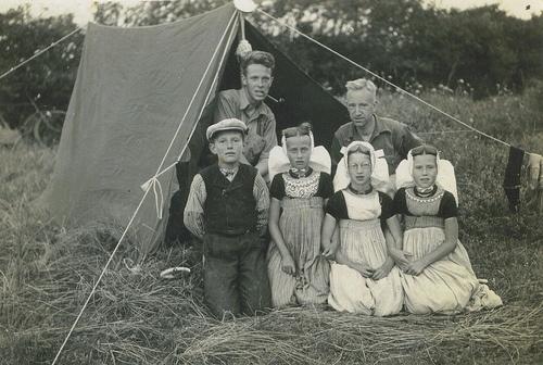 Holland 1935 #Zeeland #Walcheren