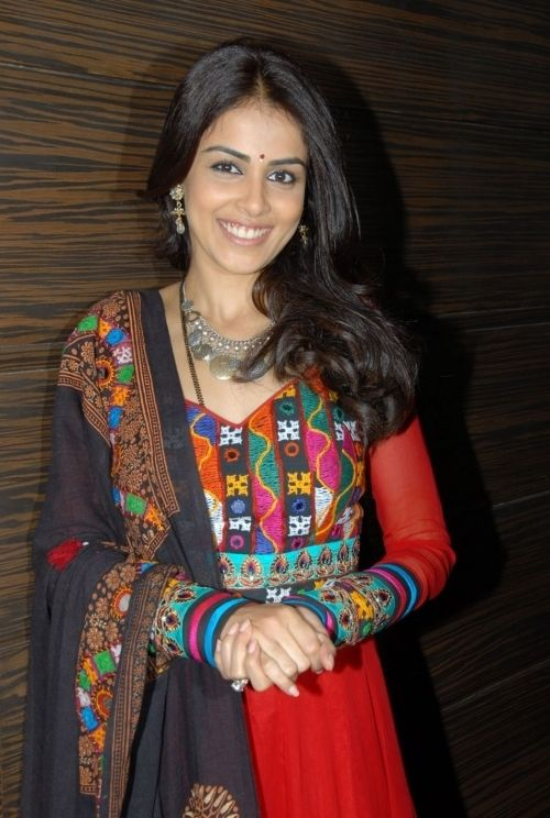 Love her gujrati anarkali