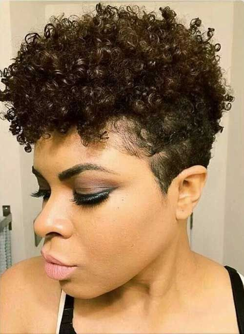 awesome 15 best short natural hairstyles for black women // #Best #Black #Hairstyles #Natural #Short #Women