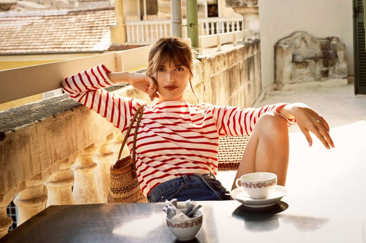 6 Style Lessons From a French 'It' Girl -- The Cut
