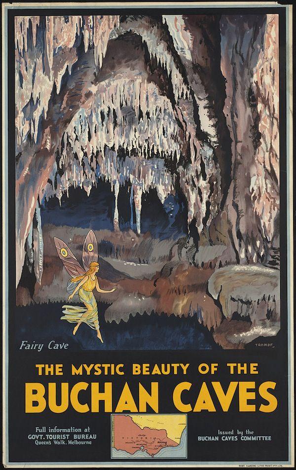 Buchan Caves-East Gippsland Australia