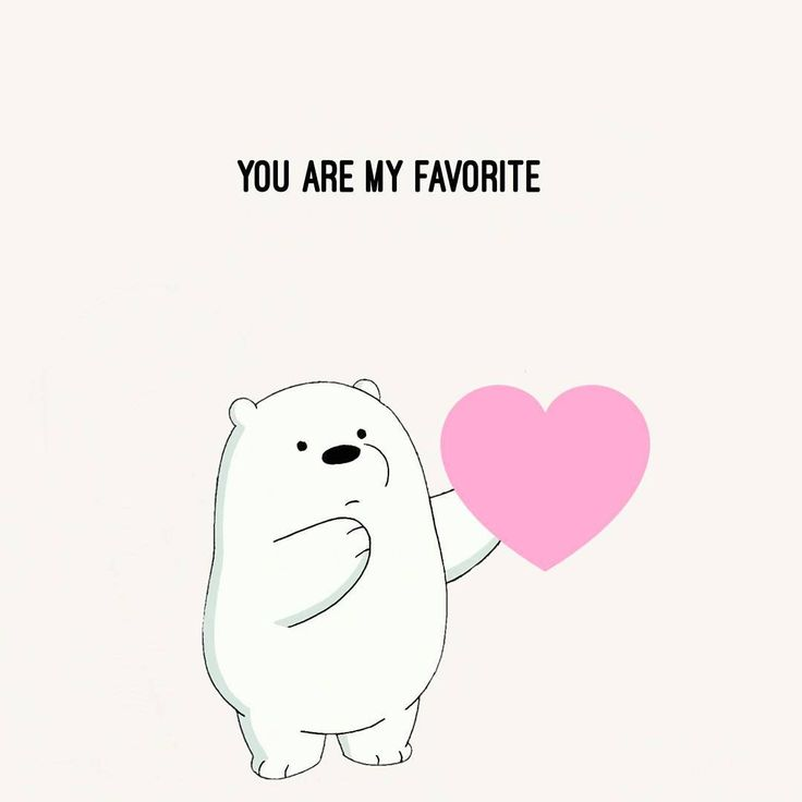 "23.3 mil Me gusta, 1,194 comentarios - We Bare Bears (@webarebears.official) en Instagram: ""Tag your favorite person ♥"""