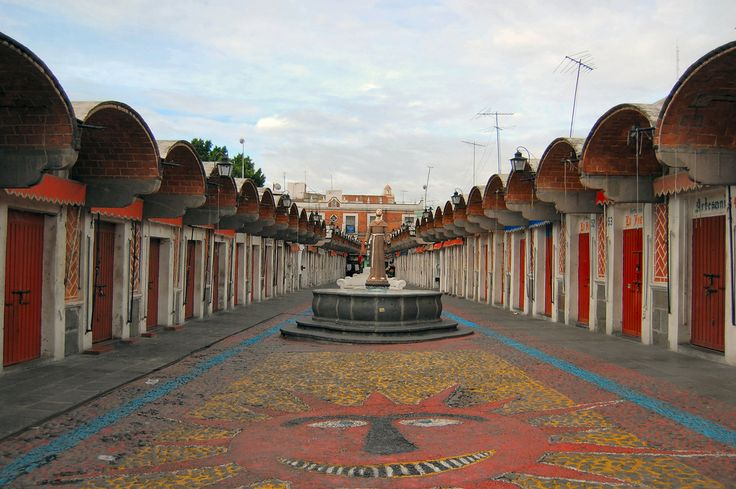 Mercado El Parian | por RussBowling
