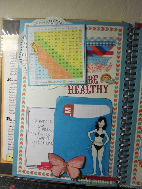 I WANT TO MAKE ONE LIKE THIS!!!! Yellow Smash Book = Weight Loss Journey   Taylor Calvillo