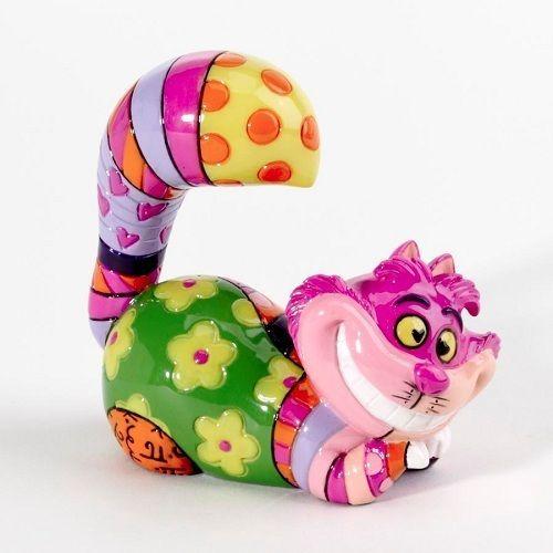 Britto Disney Cheshire Cat Alice in Wonderland Mini Pop Art Figurine 4026293 New  | eBay