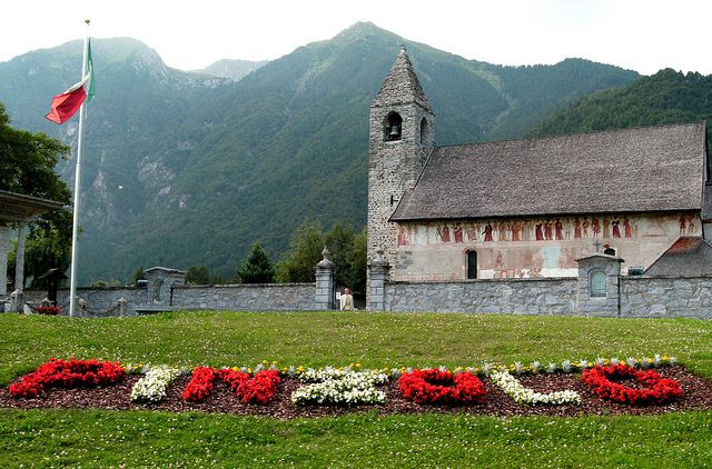 My place is Pinzolo! I love this place