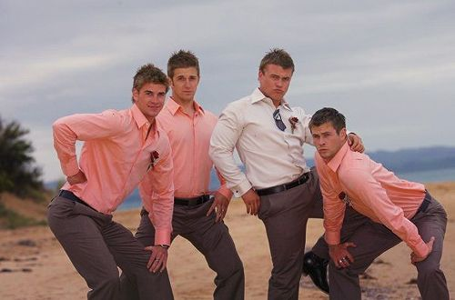 all of the hemsworth boys.. too funny