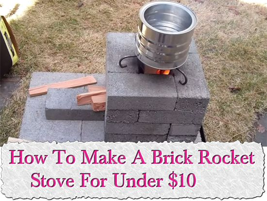 92 best rocket stove plans images on pinterest rocket stoves how to make a mini rocket stove fandeluxe Image collections