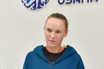 Caroline Wozniacki 2016 China Open - Day One