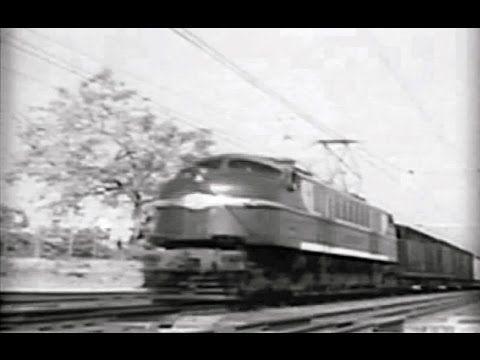 Trem Paulista - CPEF, CMEF, EFS, EFA, EFCJ - 1962