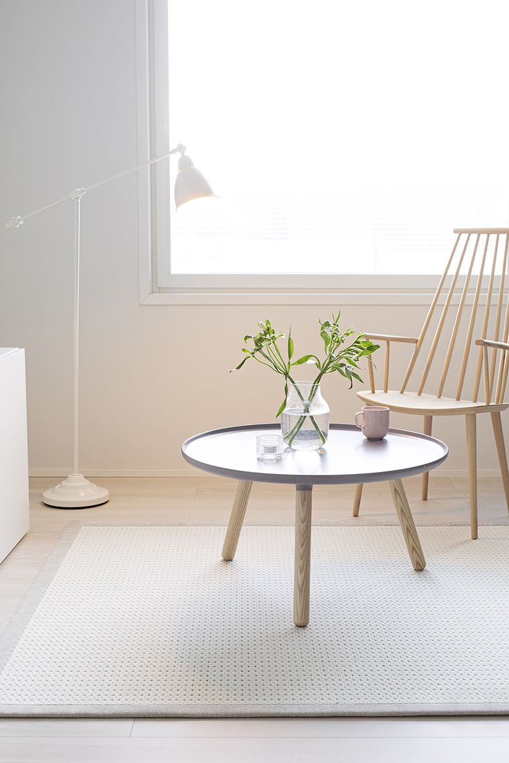 Valkea carpet design by Liina Blom. Stylish!