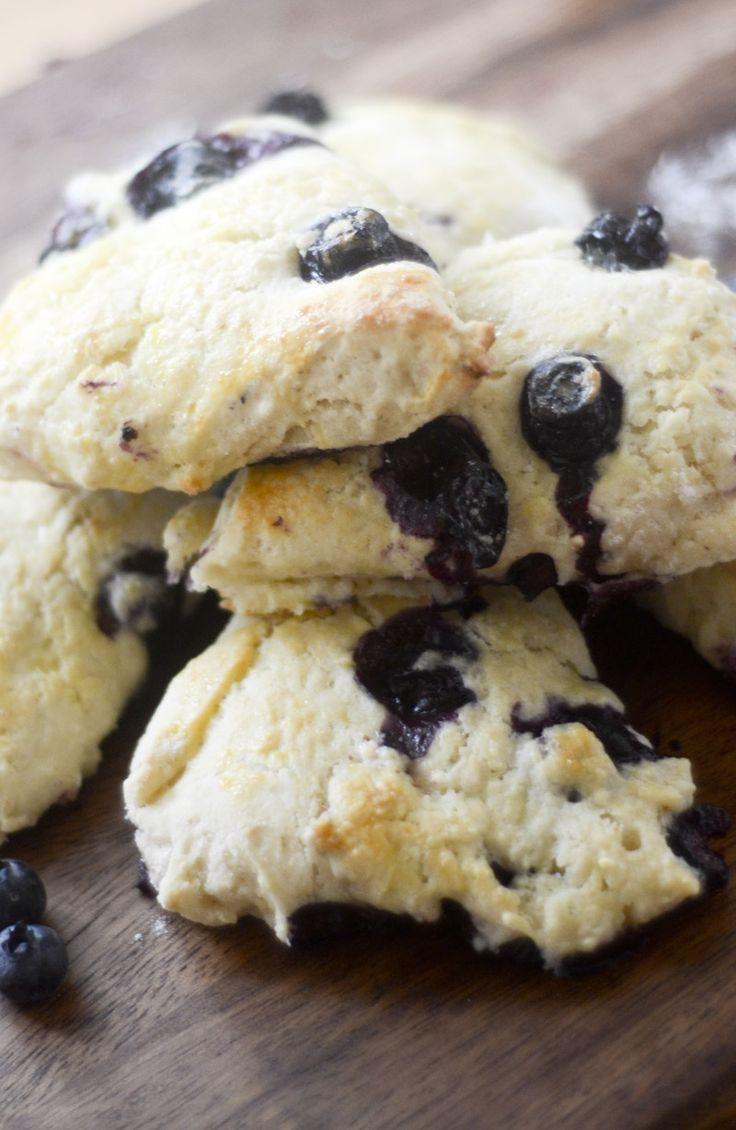 Weight Watcher's Blueberry Scones – Recipe Diaries