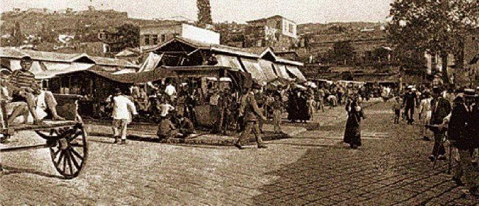 The Smyrna agora, 1919
